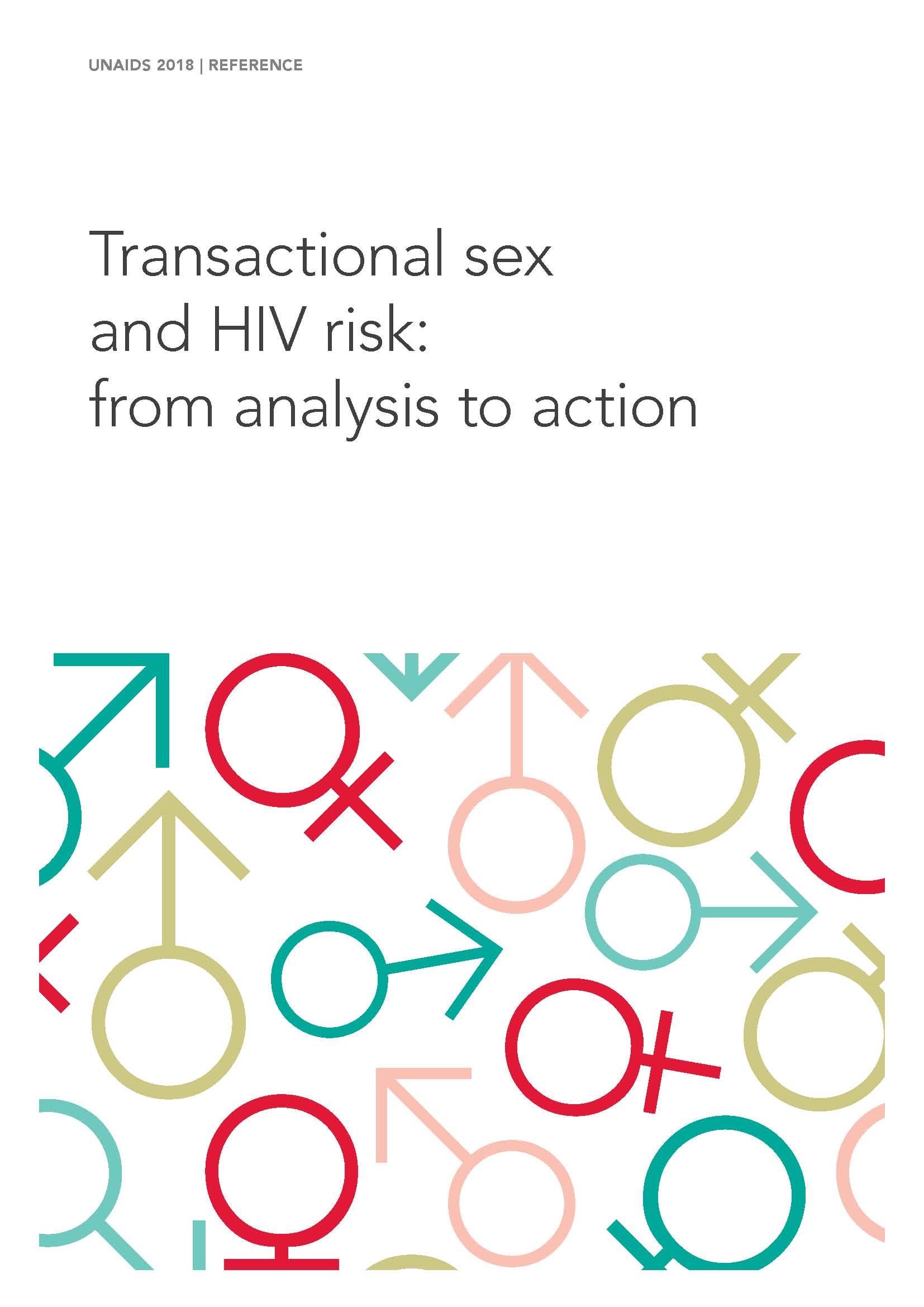 Transactional sex and HIV risk: from analysis to action, September 2018